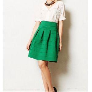 Anthropologie Girl from Savoy skirt